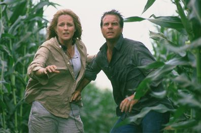 Bill Paxton and Helen Hunt