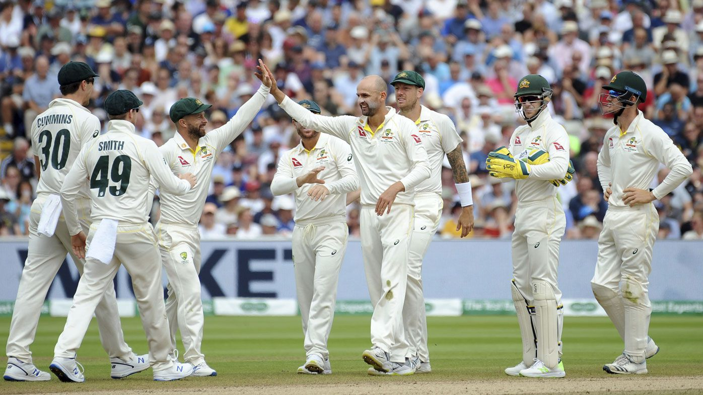 Ashes 2019: Nathan Lyon extends astonishing record over Moeen Ali