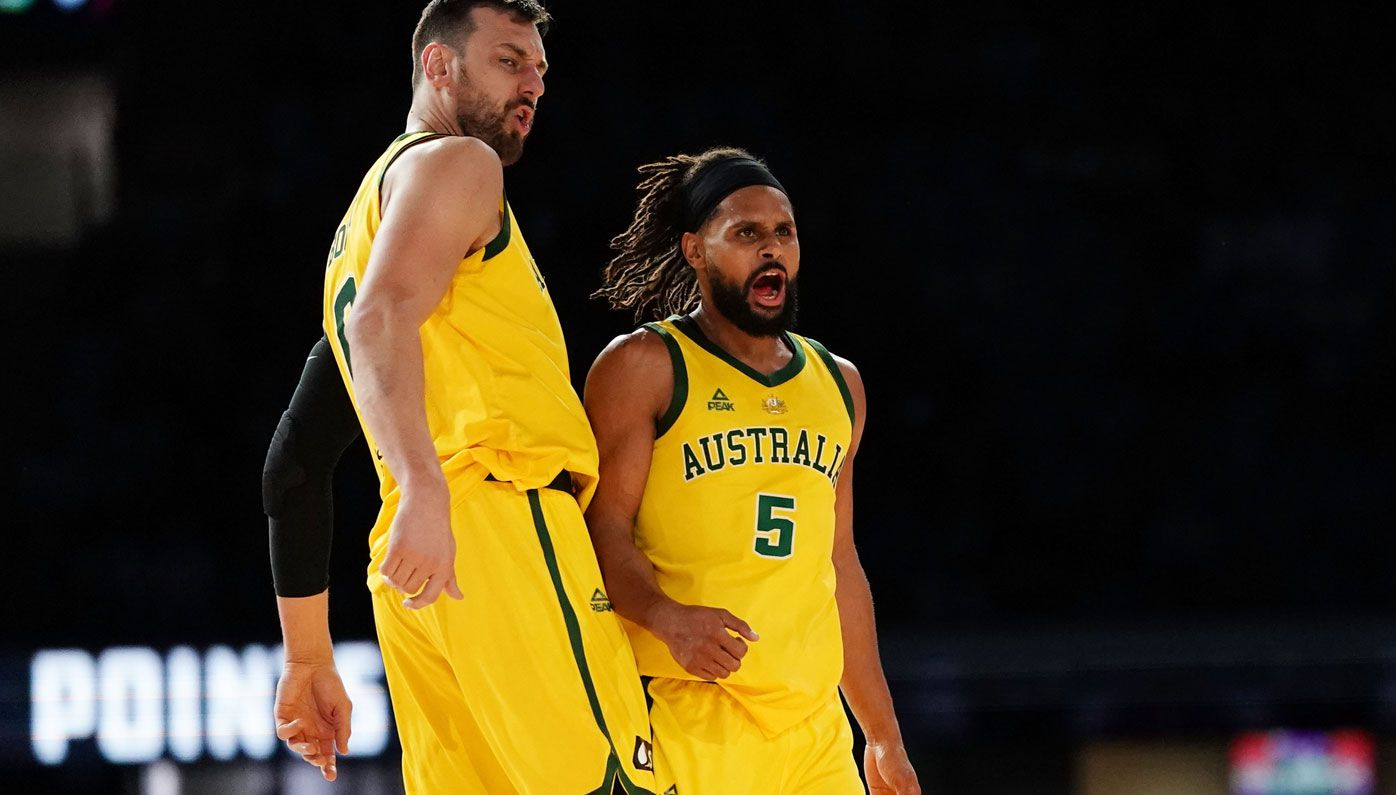 Australia Hand US National Basketball Team First Loss In 13 Years