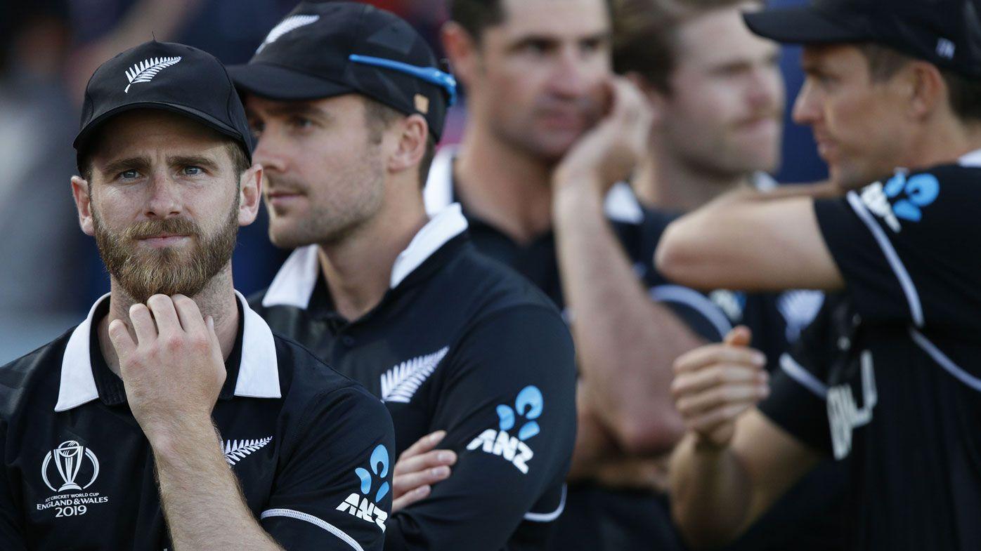 Kane Williamson brands World Cup tiebreaker 'a shame', insists NZ didn't lose final