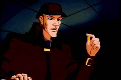"<b>The case:</b> Kudos to the series creators for coming up with an amazing title. In this cartoon, Sherlock is reanimated using technology in order to battle the evil (well, evil-er) clone of his archenemy, Professor Moriarty, with help from a ""compudroid"" named Watson. Sounds bizarre, but the series was good enough to nominated for an Emmy Award."