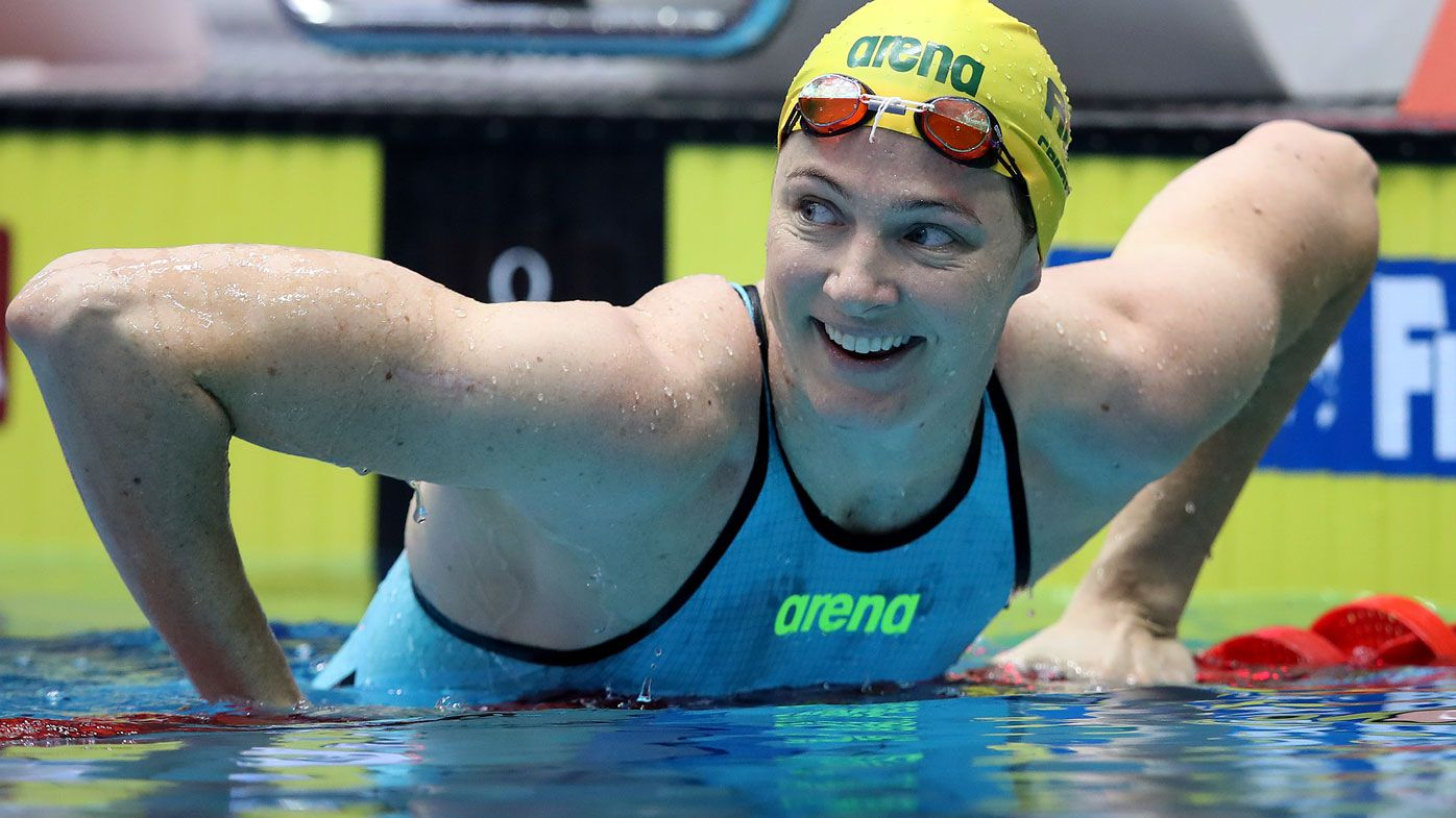 Cate Campbell claims rich prize to become Aussie swimming's biggest earner