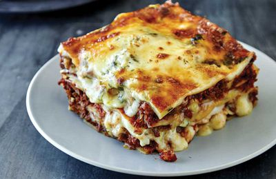 "Recipe:&nbsp;<a href=""http://kitchen.nine.com.au/2017/06/13/14/24/osso-bucco-and-pork-shoulder-lasagne"" target=""_top"" draggable=""false"">Osso bucco and pork shoulder lasagne</a><br /> <br /> More:&nbsp;<a href=""http://kitchen.nine.com.au/2017/06/13/17/08/recipes-you-can-cook-for-your-pregnant-partner-that-shell-actually-love"" target=""_top"" draggable=""false"">recipes from <em>A House Husbands' Guide: Cooking for your Pregnant Partner</em> cookbook by Aaron Harvie (New Holland Publishers)</a>"