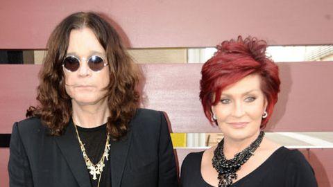 Ozzy, Sharon