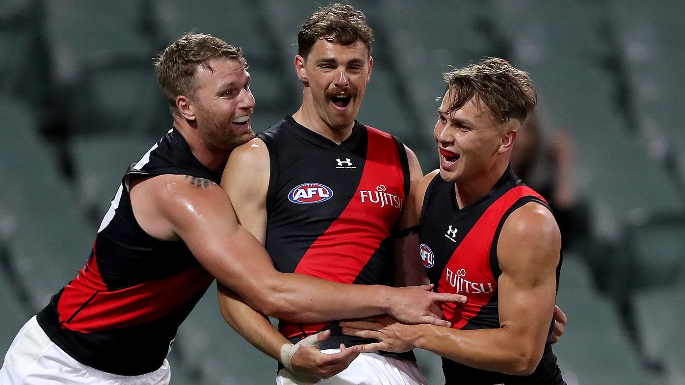 Returning Joe Daniher sparks stunning Essendon comeback win over Hawthorn