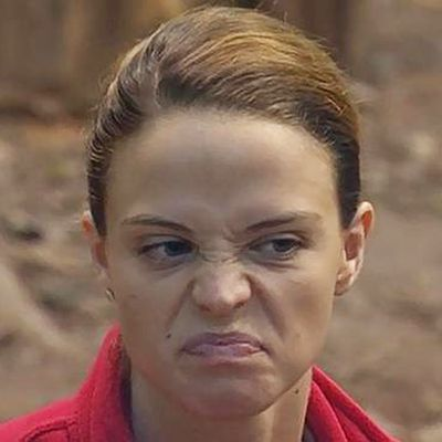 Loser: Lauren Brant,<em> I'm A Celebrity...Get Me Out of Here!</em>
