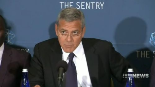 Acclaimed actor George Clooney is one of the key figures leading the investigation.