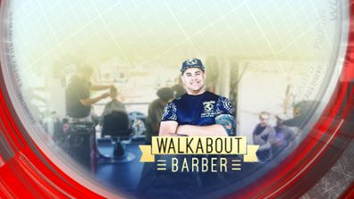 Walkabout Barber finds redemption cutting hair and counselling kids