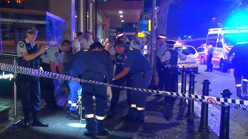 One brother in surgery, another under arrest after alleged one-punch attack in Sydney