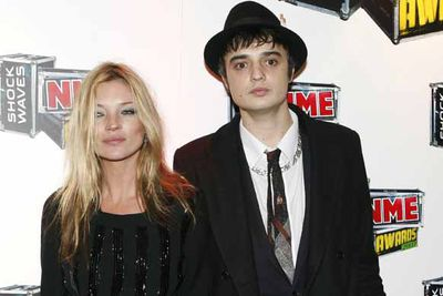 """Pete Doherty came onto the scene and the tabloid press imploded. A self-confessed drug addict and a hedonistic party girl….it was only ever going to end in tears. And it did…two years later, with Pete's tears as he revealed she was """"nasty"""" and dumped him.<br/><br/>"""