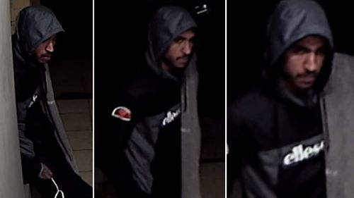 Police have released images of a man they think could assist with the investigation into a shooting in Warwick Farm.