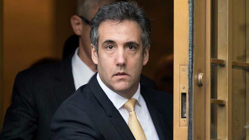 Donald Trump's personal lawyer Michael Cohen has implicated the former president in misconduct.