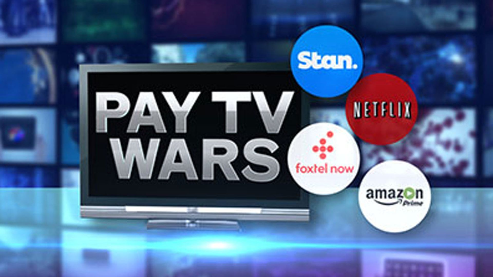 Pay TV wars A Current Affair Extras 2017, Exclusive Content