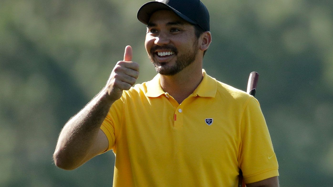 Jason Day is chasing his second major title.