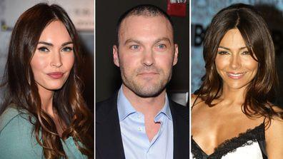 Megan Fox, Brian Austin Green, Vanessa Marcil
