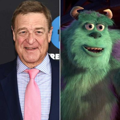 John Goodman as Sully in Monsters Inc