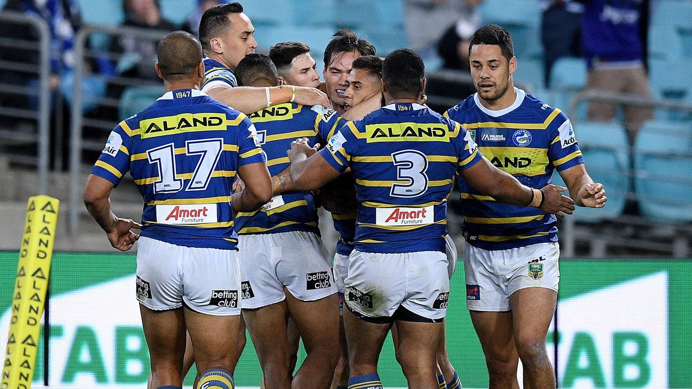 Eels chairman insists salary cap is clean