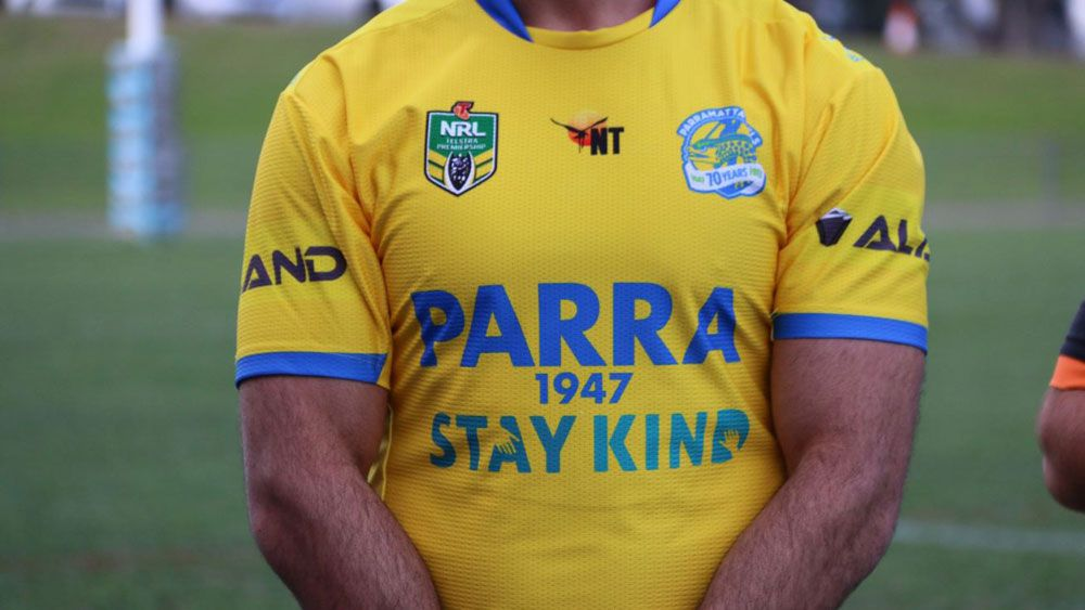 Phil Gould urges fans to honour Kelly family and Stay Kind day by attending Eels-Tigers NRL match