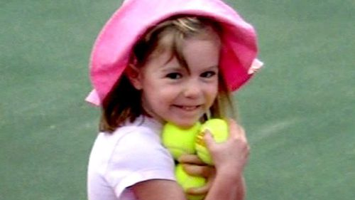 Madeleine McCann went missing in 2007 while on holiday with her parents in Praia da Luz, Portugal. (AAP)