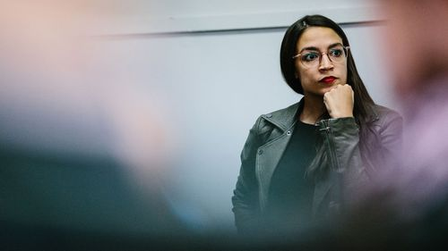 Alexandria Ocasio-Cortez has more Twitter followers than Joe Biden, Nancy Pelosi and Elizabeth Warren.
