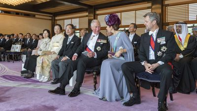 Enthronement Ceremony Of Emperor Naruhito of Japan