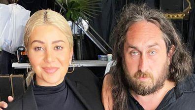 Martha Kalifatidis Ross Noble Celebrity Apprentice Australia 2021