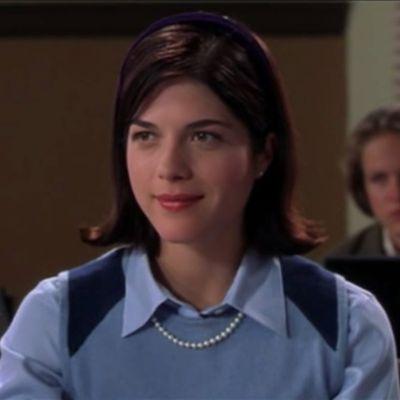 Selma Blair as Vivian Kensington: Then