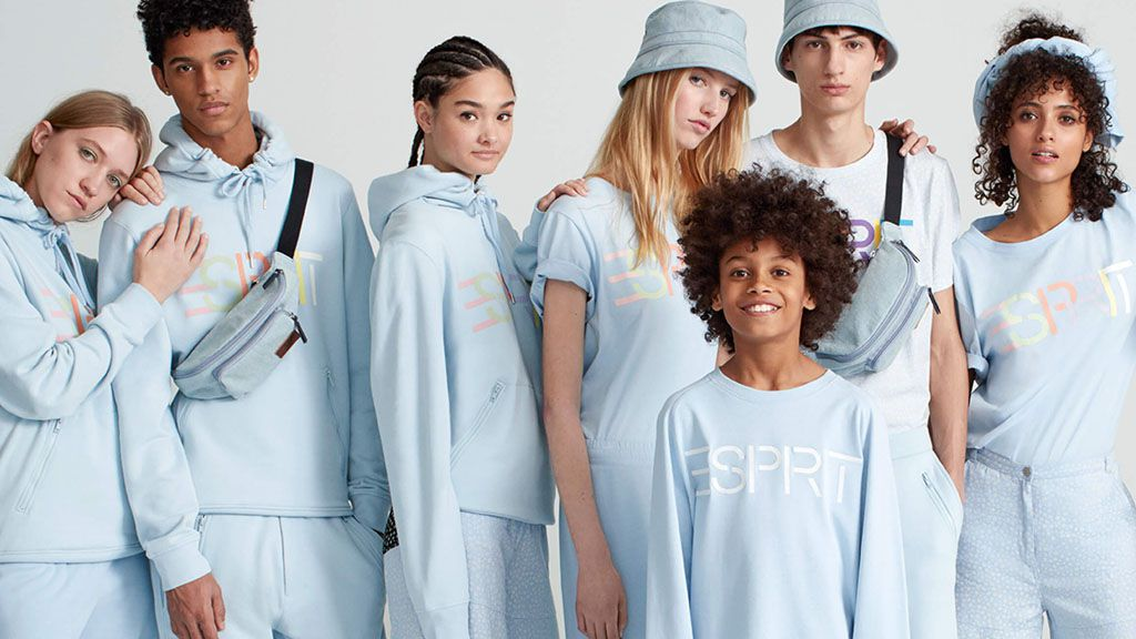 '80s label Esprit makes a comeback