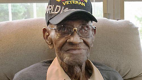 Richard Overton, the oldest US WWII veteran.