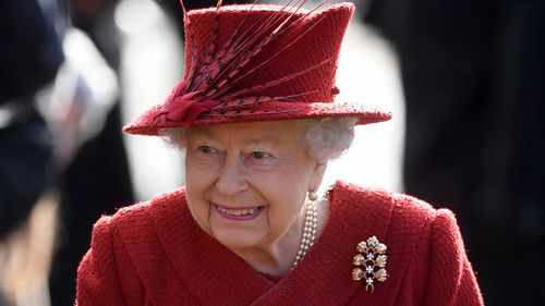 Queen Elizabeth II has called for bans and reductions on the use of plastic straws, bottles and food packaging in royal buildings (AAP).