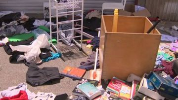 Charity stores across Adelaide have been inundated with post-Christmas rubbish.