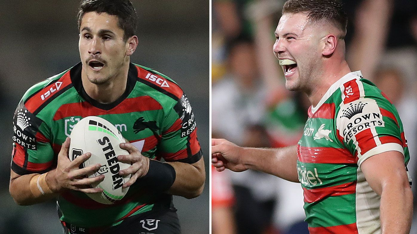 Johns and Sironen will depart the Rabbitohs. (Getty)