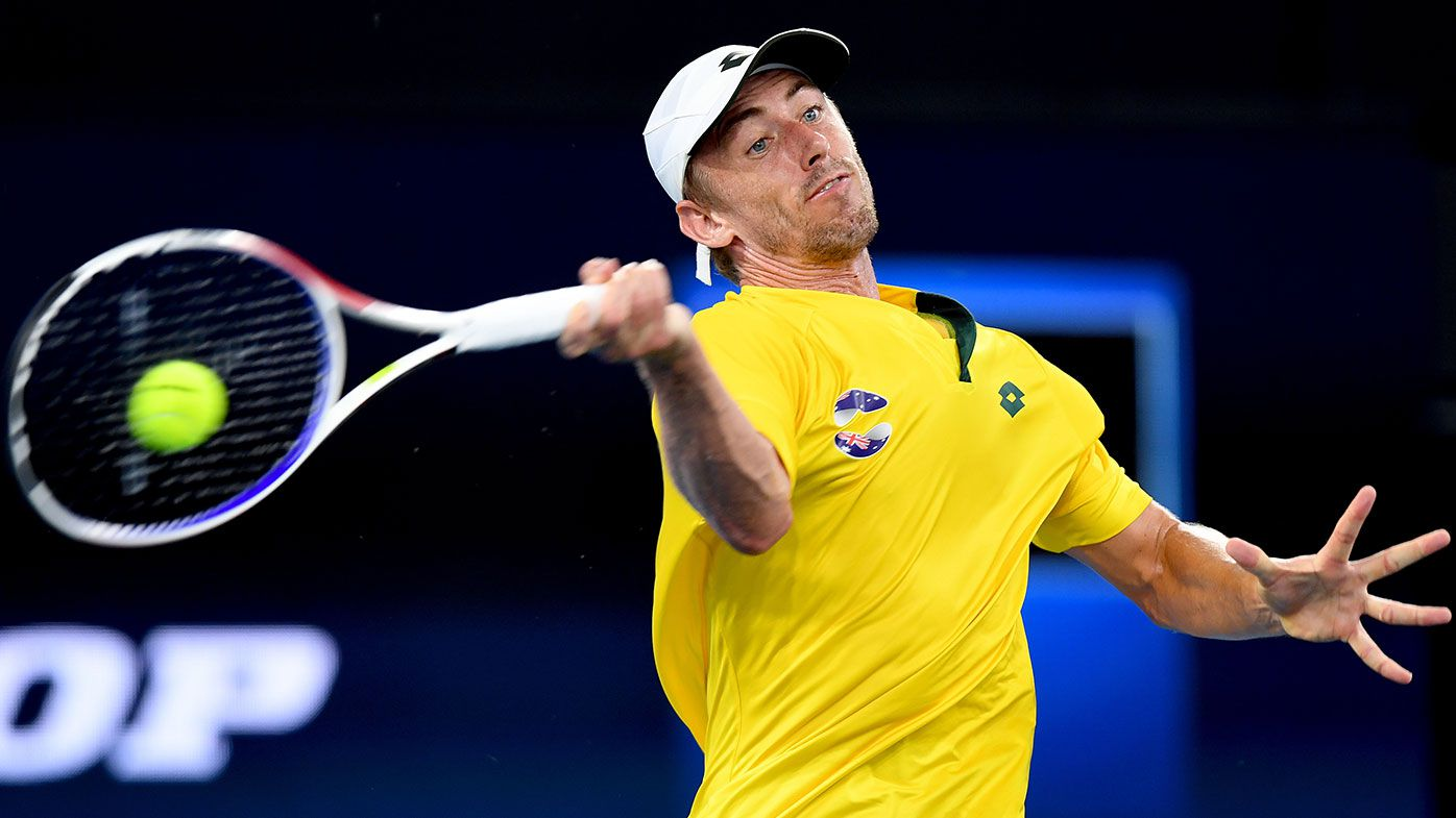Millman gives Australia 1-0 ATP Cup lead