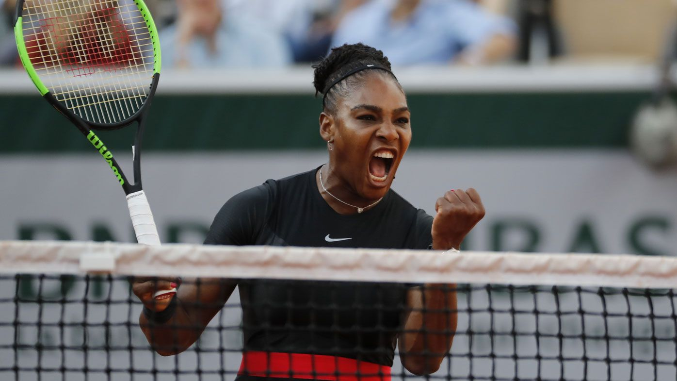 US tennis champion Serena Williams tops female athletes' rich list