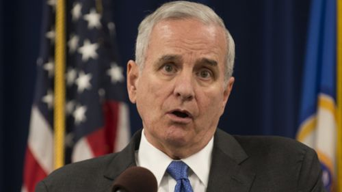 Governor Mark Dayton. (AFP file image)