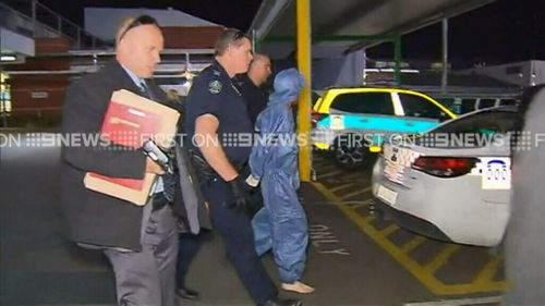 Mr Peet did not apply for bail today. (9NEWS)