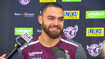 NRL: Manly centre Dylan walker has 'respect' for Curtis Scott after ugly brawl