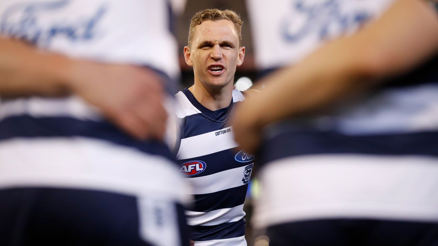 Geelong Cats expect captain Joel Selwood back for game against Essendon Bombers