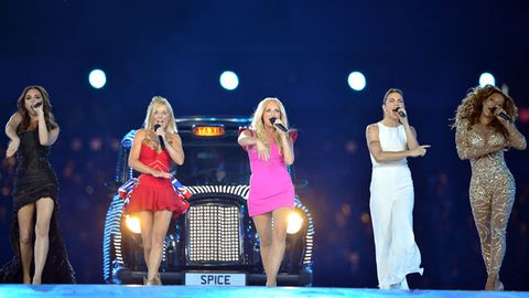 Mel B pushing for Spice Girls reunion tour, with or without Victoria Beckham