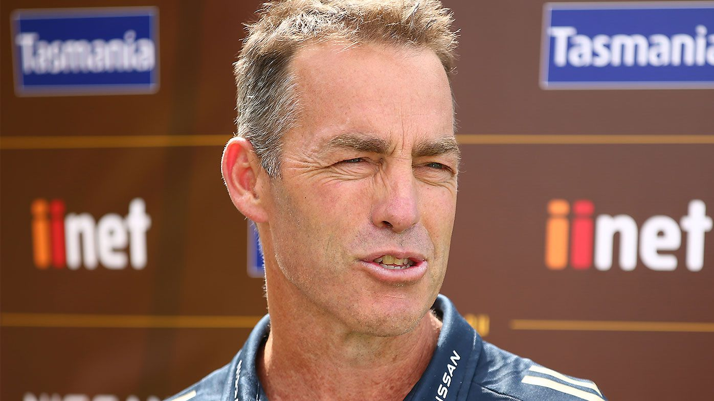 Alastair Clarkson explains reason behind repeated Carlton coaching rejections, despite 'significant' lure