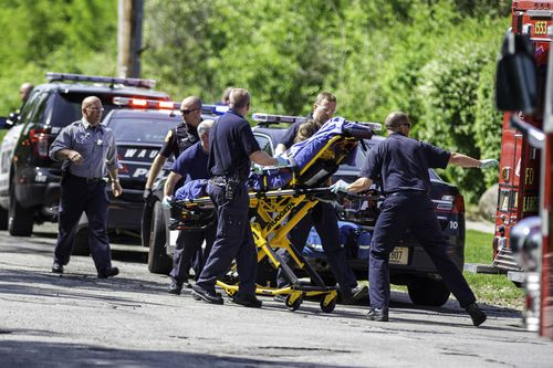 Victim Payton Leutner survived the attack. (AAP)