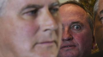 Barnaby Joyce is reportedly mulling a leadership challenge against Deputy Prime Minister Michael McCormack.