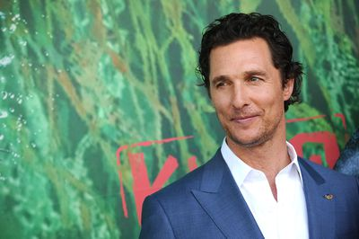 <p>No. 20 Matthew McConaughey</p> <p>As a father of three the Oscar-winner knows when to give the bongos a rest and bust out the perfect blue suit.<br> <br> </p>