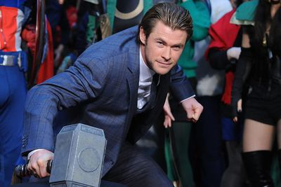 Aussie, Aussie, Aussie... Ker-ching, Ker-ching, Ker-ching! Yes, our own Thor-some Chris Hemsworth shoots up into the top 10 thanks to <i>Thor: The Dark World</i>, which made $644 million worldwide. He's also had a minor hit in racing flick <i>Rush</i> and will be seen in January 2015 in action-drama <i>Cyber</i>. Not to mention <i>Avengers: Age of Ultron</i> and <i>Snow White and the Huntsman 2</i> on the horizon...