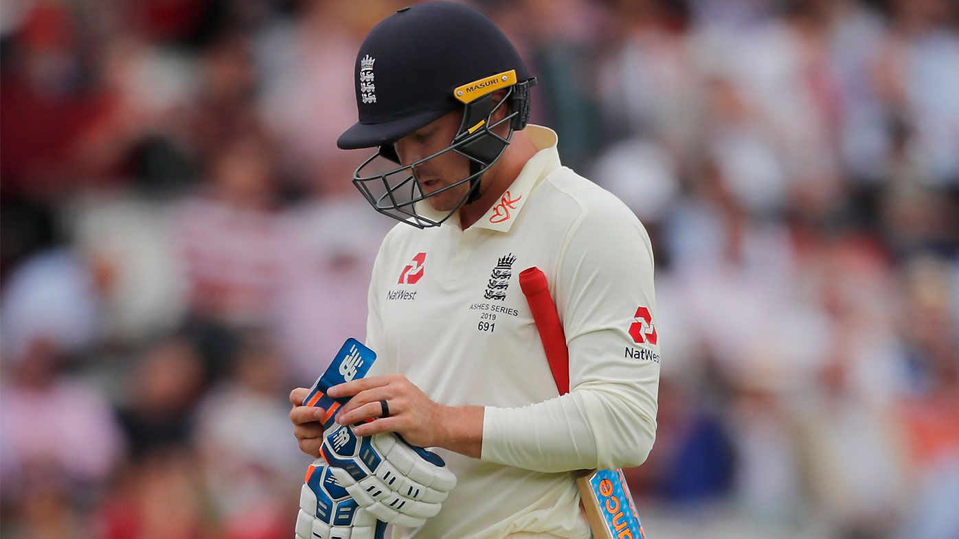 'Thin times for English batsmanship': Hosts' 'flimsy' top order slammed after first innings failures