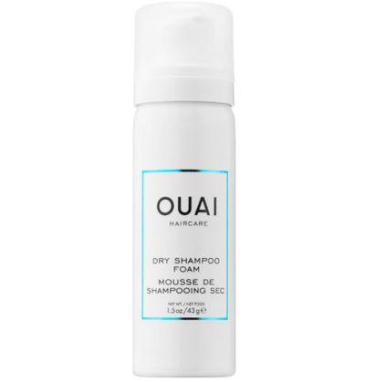 """OUAI<a href=""""https://www.sephora.com.au/products/ouai-dry-shampoo-foam/v/43g"""" target=""""_blank"""">Dry Shampoo Foam</a>, $18.00"""