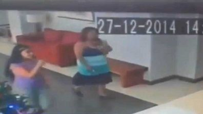 Chilean woman claims ghostly assault (Gallery)