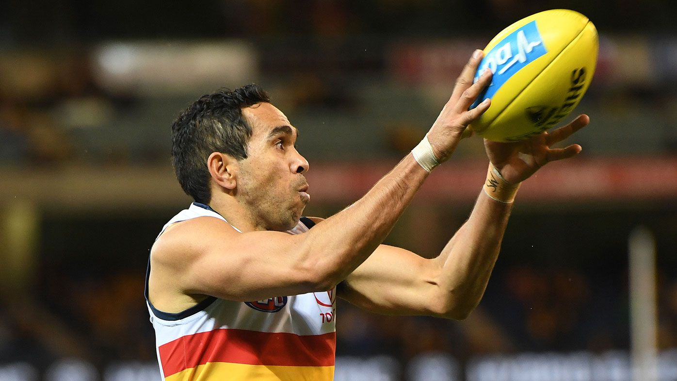 Adelaide Crows' woes continue with star Eddie Betts to miss a month of AFL
