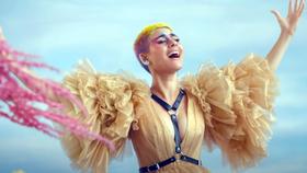 Aussie singer chasing Eurovision glory