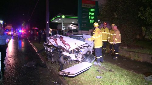 Speed may have been factor in Sydney P-plate crash